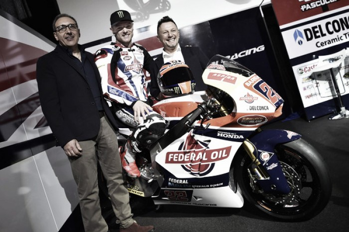 Team Gresini presenta sus equipos de Moto2 y Moto3