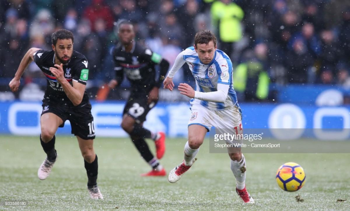 "Huddersfield Town's Chris Löwe: ""I still believe we will stay up"""