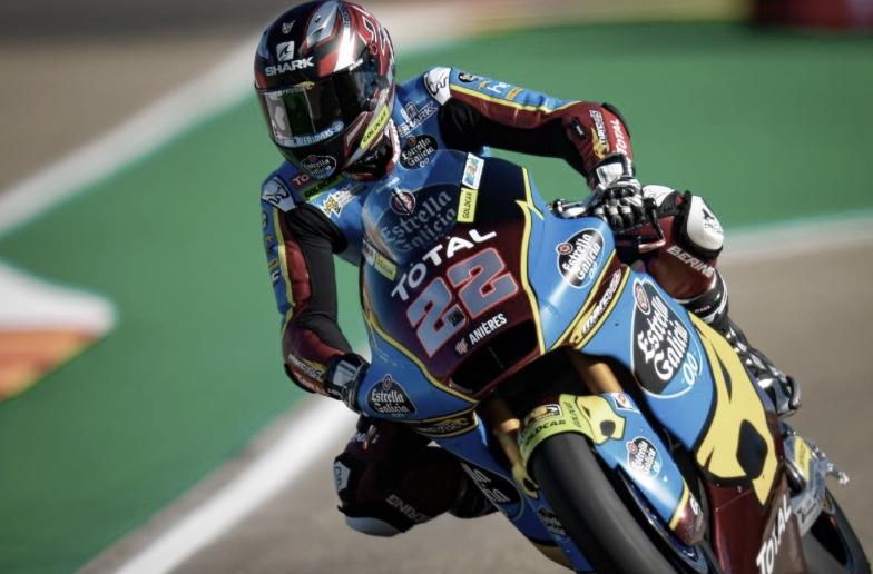 Sam Lowes, poleman de Moto2 en el GP de Teruel / Foto: motogp.com