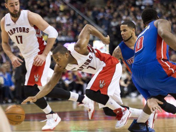 Detroit Pistons Lose Second Straight, Fall To Toronto Raptors, 114-110