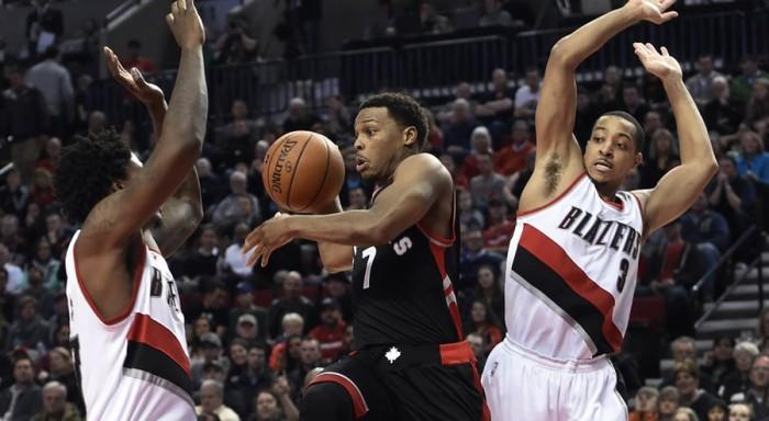 NBA - A Portland non basta Lillard, Lowry e DeRozan espugnano il Moda Center (103-110)