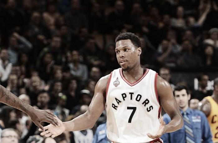 NBA: Lowry-show contro Cleveland, passano Atlanta e New York