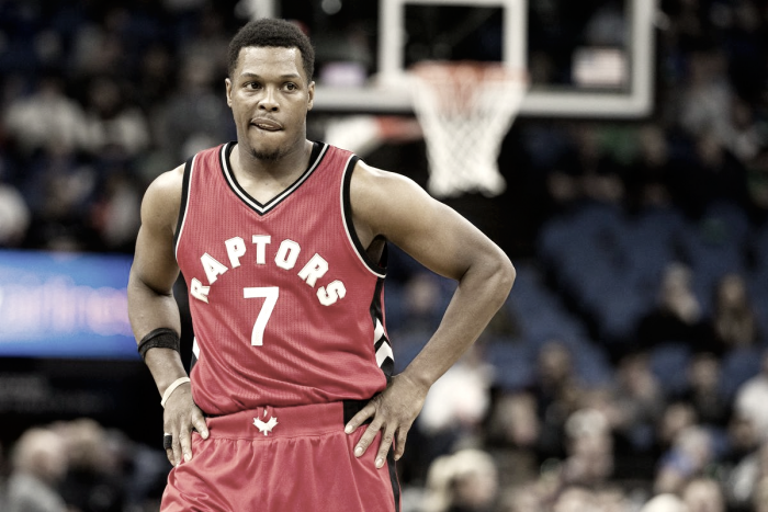 Toronto Raptors' Kyle Lowry sidelined with wrist injury, out 4-5 weeks