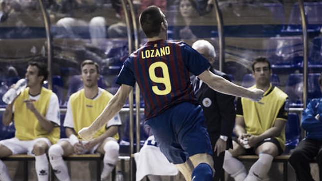 FC Barcelona Alusport reclama el apoyo de su afición