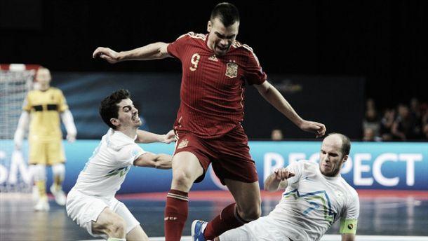 España supera las bajas y estará en semifinales