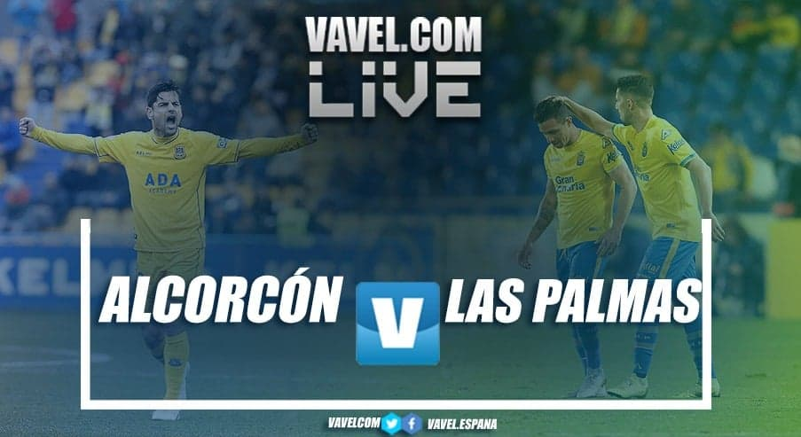 Resumen Alcorcón 2-0 Las Palmas en LaLiga 1|2|3 2019 (2-0)