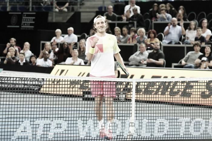 ATP Metz, Pouille vince la finale dei giovani contro Thiem