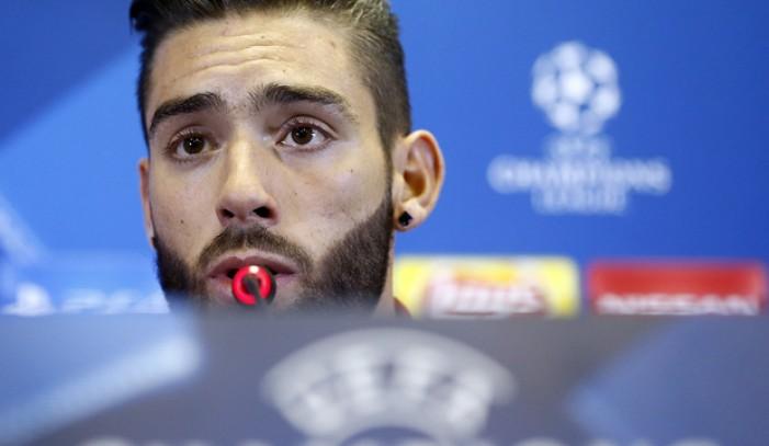 """Carrasco: """"Se hizo muy bien el sábado, pero ya es pasado y ahora sólo miramos al Rostov"""""""