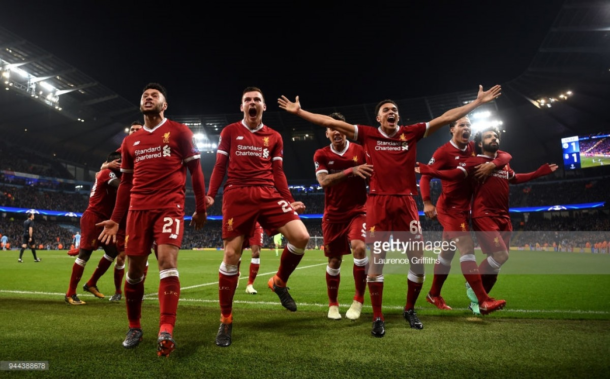 Liverpool vs Roma Live Stream Score in Champions League 2018 (0-0) | VAVEL.com