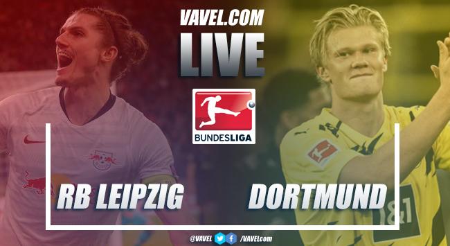 As it happened: RB Leipzig 1-3 Borussia Dortmund