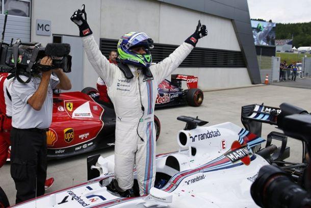 GP Austria, le Williams in prima fila