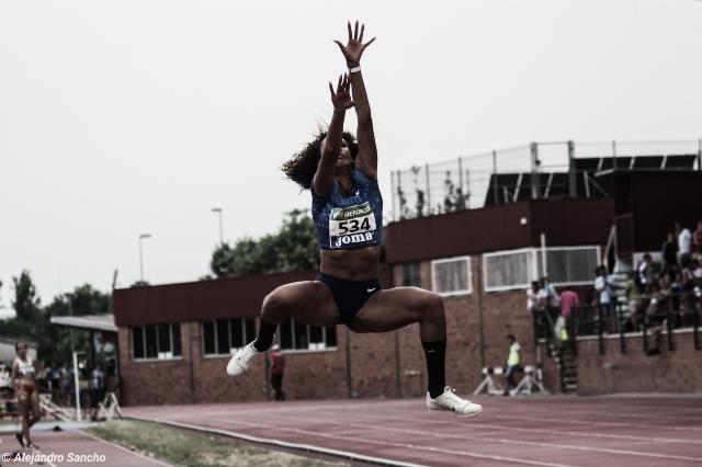Las jóvenes promesas del atletismo español