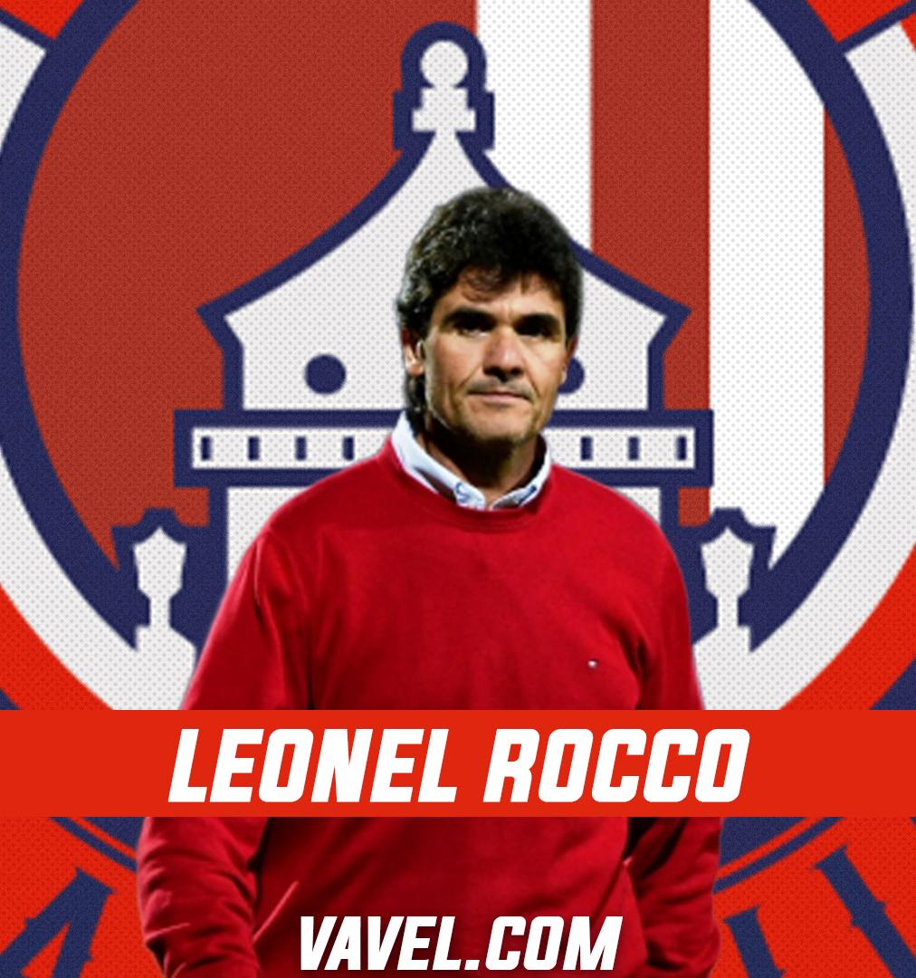 Leonel Rocco, nuevo técnico del Atlético de San Luis