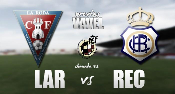 La Roda CF - RC Recreativo de Huelva: final por la salvación