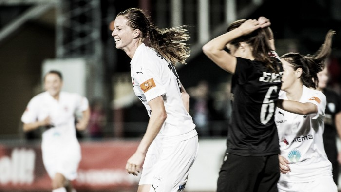 Damallsvenskan - Matchday 15 round-up: Rosengård leave it late to stay top