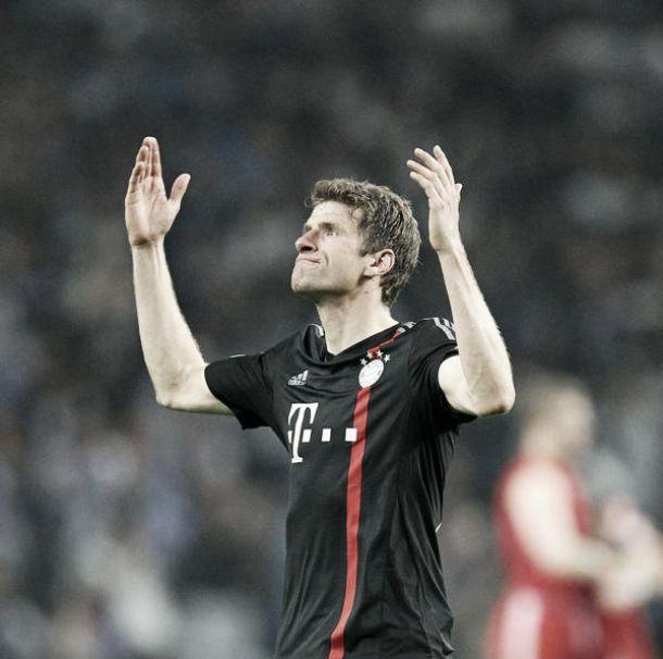"""Müller: """"Fue un comienzo para olvidar"""""""