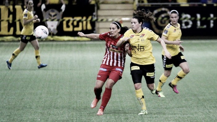 Toppserien Week 14 Round-up: LSK Kvinner come out on top