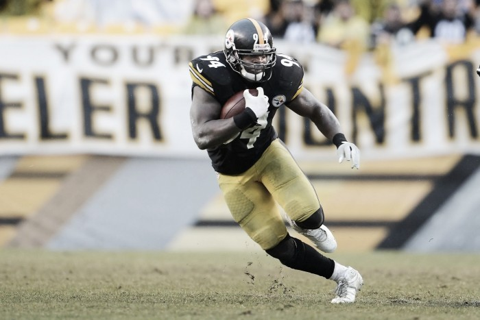Lawrence Timmons leaves the Pittsburgh Steelers