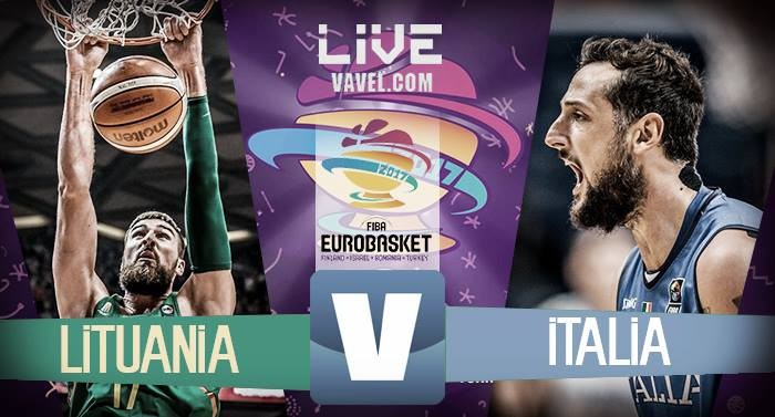 Come vedere Italia-Ucraina degli Europei di basket, in tv o in streaming