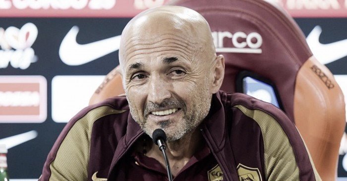 """Roma, Spalletti in conferenza stampa: """"Mi aspetto che la squadra cresca di mentalità"""""""