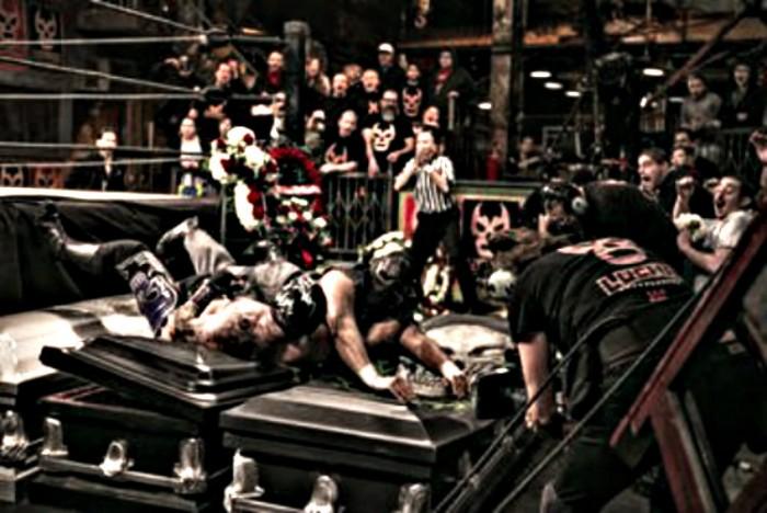 Lucha Underground Review 05/11/16