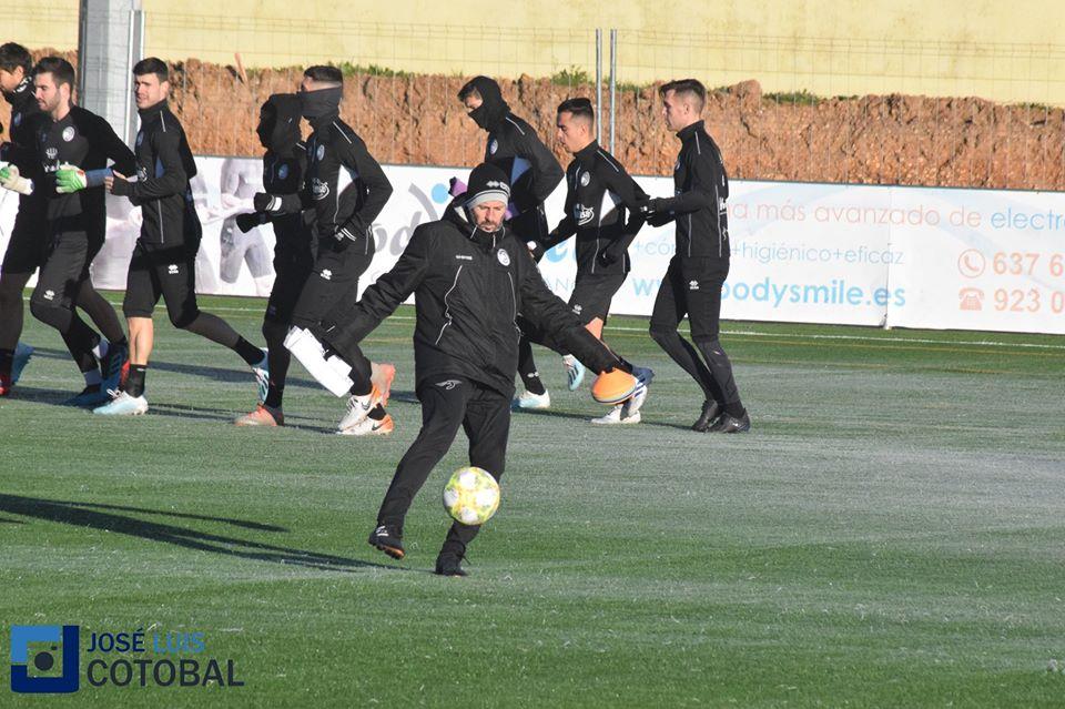 """Jabi Luaces: """"Necesitamos ganar y lograr tres puntos ante un rival directo"""""""