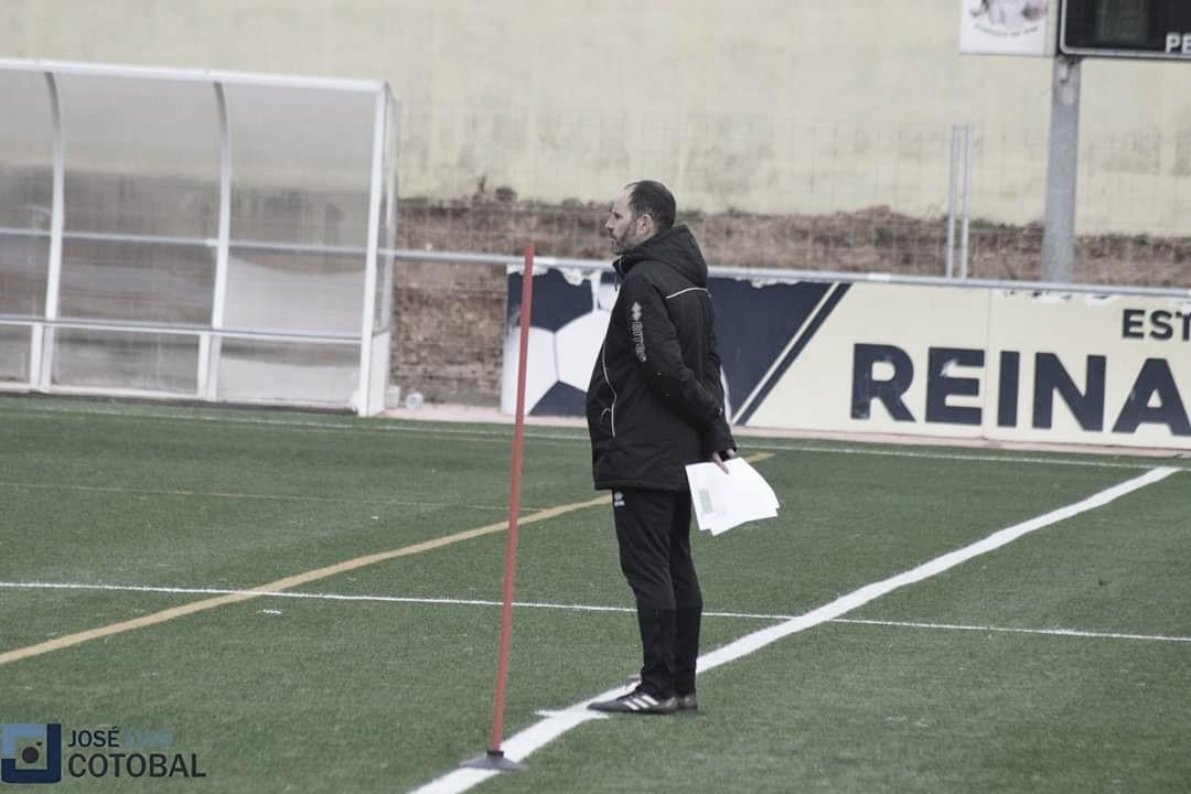 """Jabi Luaces: """"El de Barakaldo es un partido muy importante"""""""