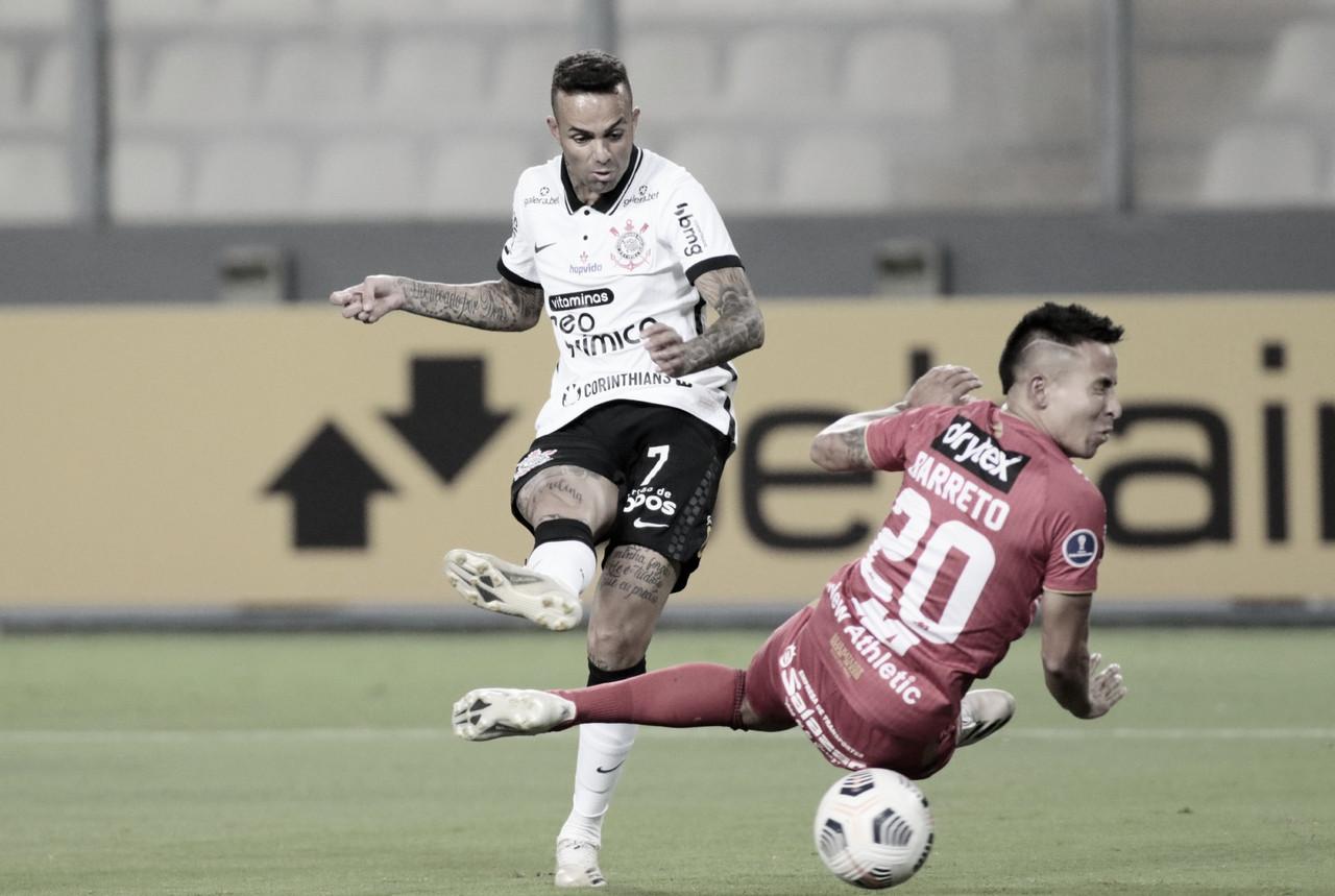 """""""Luanel Messi"""" conduz Corinthians à vitória contra o Sport Huancayo"""