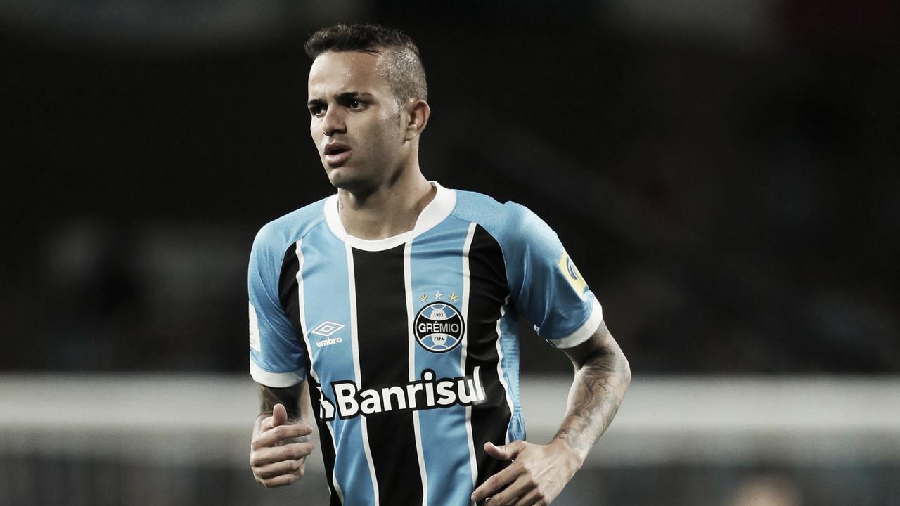 Luan pode desfalcar o Grêmio na semifinal da Libertadores