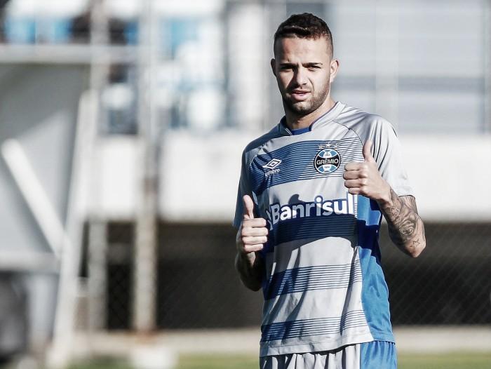 Não sai! Diretor do Grêmio assegura permanência de Luan