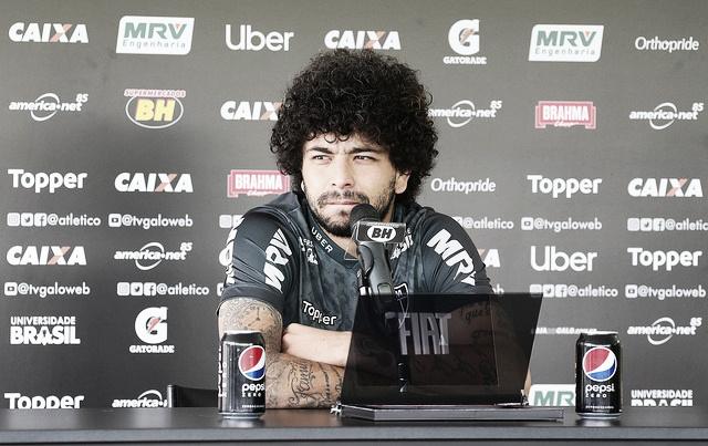 """Luan confia em reação do Atlético-MG no Brasileiro: """"Focar e vencer"""""""