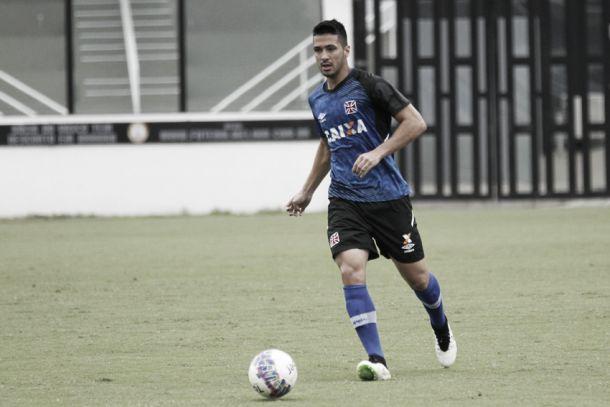 """Zagueiro Luan mira título do Carioca e exalta Vasco: """"É tudo para mim"""""""