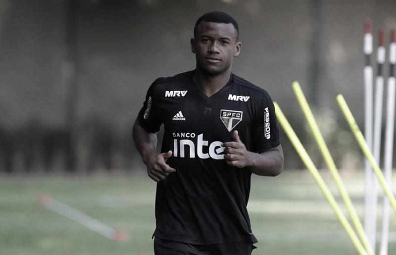 Luan deve começar como titular no São Paulo contra o Vitória