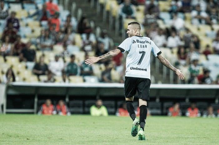 Grêmio recusa proposta da Sampdoria por Luan