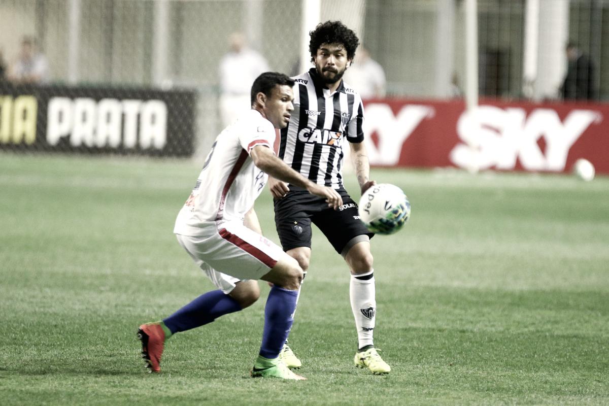 Atlético-MG recebe Paraná no Independência para quebrar série negativa
