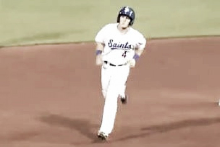 St. Paul Saints rout Sioux Falls Canaries 10-5, gain ground in North Division