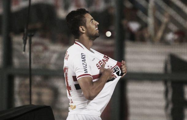 Lucão renova com o São Paulo por cinco anos
