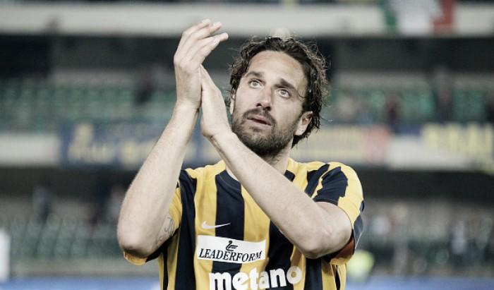 """Luca Toni se despede do futebol: """"Eu só posso dizer obrigado a todos"""""""