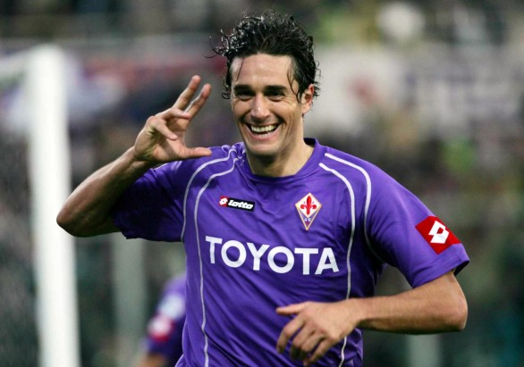 Fiorentina, Toni è l'ultimo tassello della rivoluzione viola