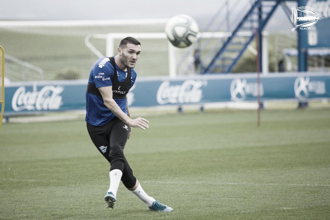 Lucas Pérez, recuperado para visitar al Espanyol