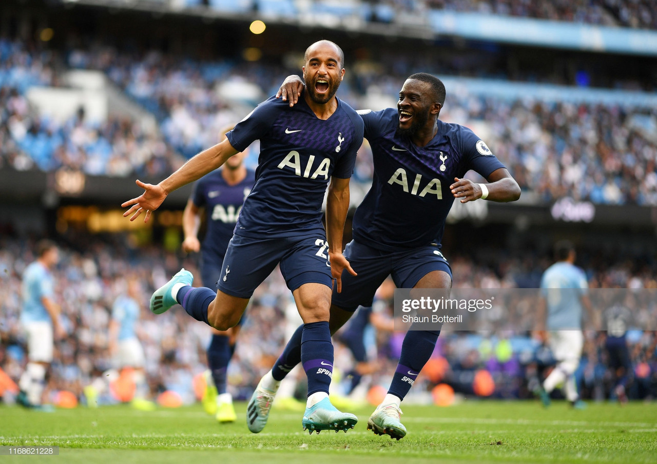 Manchester City 2-2 Tottenham Hotspur: VAR denies City a late winner against Spurs once again