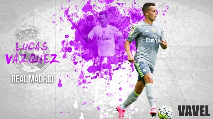 Real Madrid 2015/16: Lucas Vázquez, confirmación por calidad