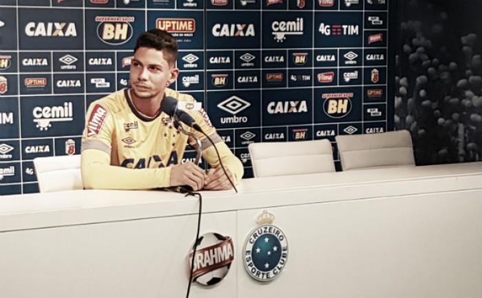 """Lucas França garante estar pronto para substituir Fábio em """"oportunidade dos sonhos"""""""