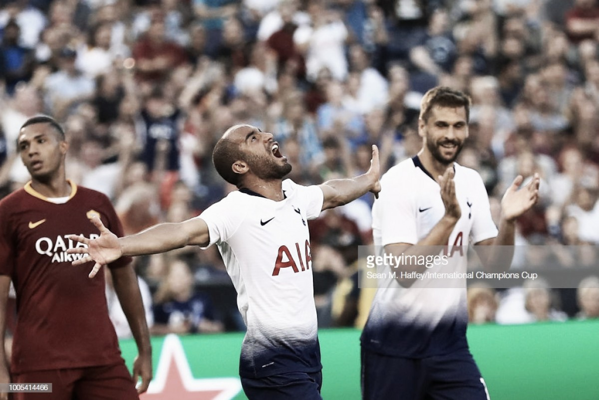 Encouraging signs for Spurs as they see off Roma