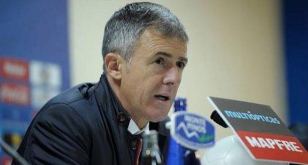 """Alcaraz: """"El Levante ha venido a trabajar el partido y a ganarlo"""""""