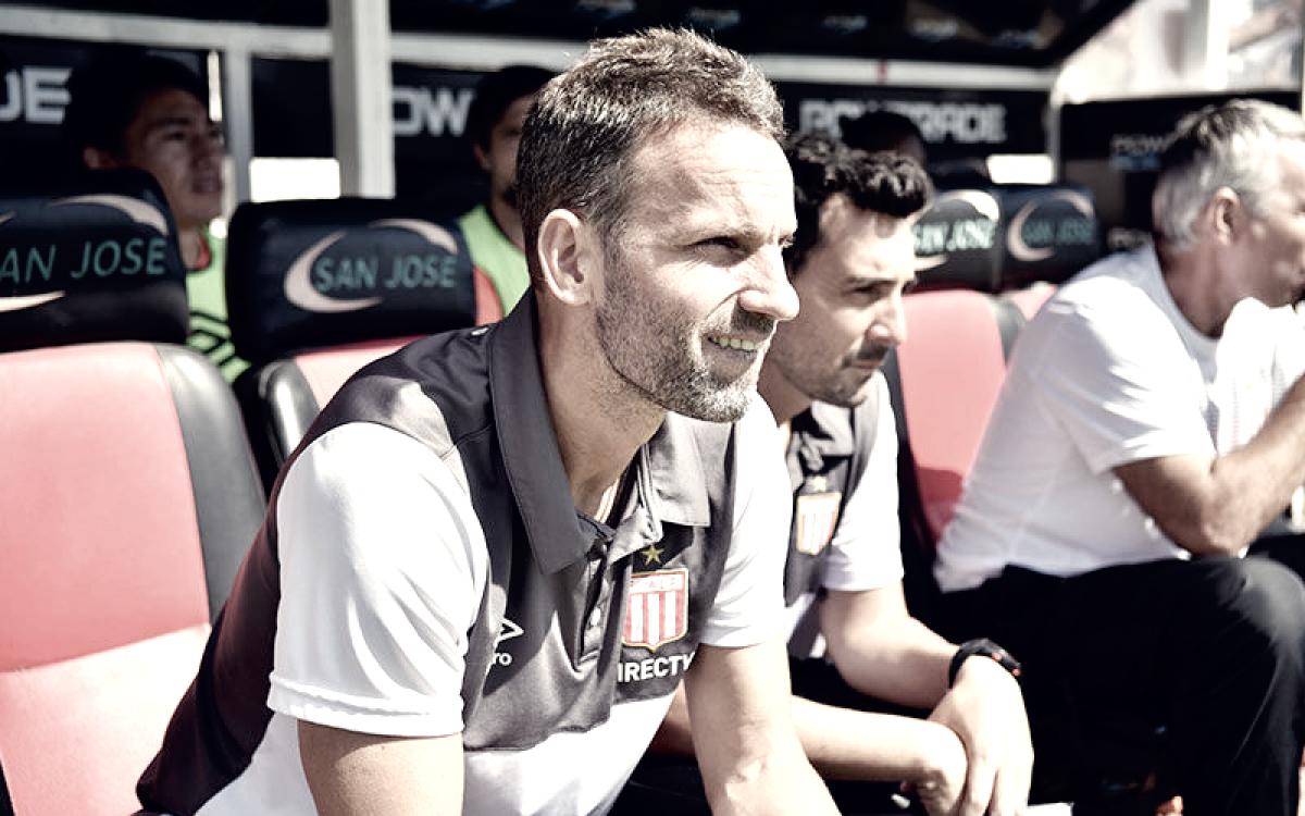 """Lucas Bernardi: """"Recuperamos la confianza"""""""