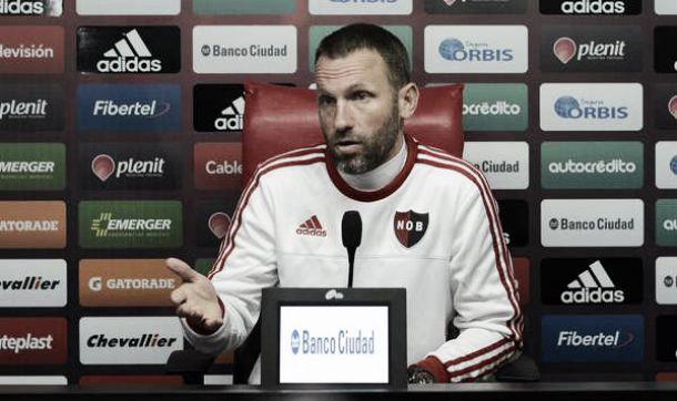 "Bernardi: ""Casco vino con muchas ganas"""