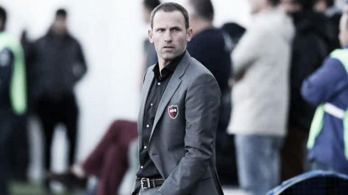 """Bernardi: """"No me arrepiento de haber vuelto como jugador y de aceptar dirigir"""""""