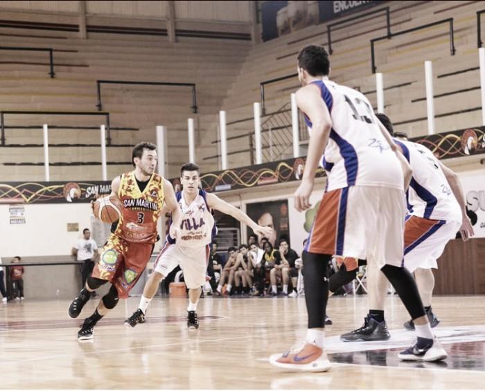San Martín de Corrientes: el camino al olimpo del básquet Nacional