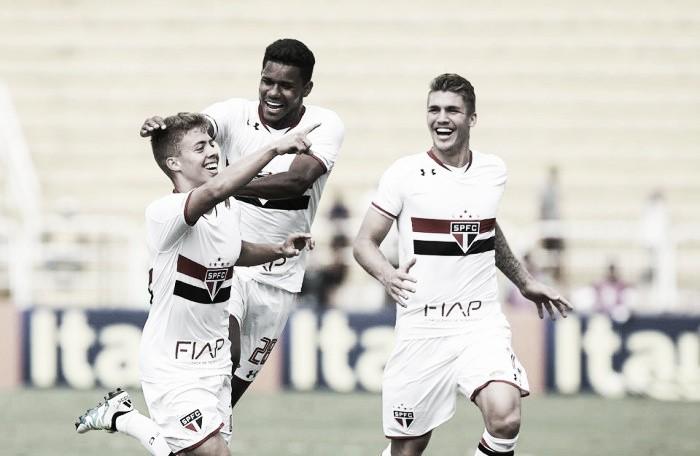Lucas Fernandes marca e São Paulo estreia vencendo Botafogo no Brasileirão